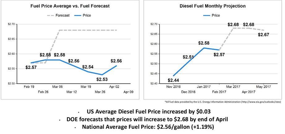 fuel outlook